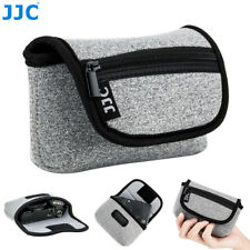 JJC Soft Neoprene Compact Camera Pouch Bag for Olympus TG-5 TG-4 TG-3 TG-2 TG-1