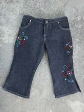 New ListingAmerican Girl Ready For Fun Embroidered Jeans