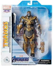 Avengers Endgame Marvel Select Thanos Action Figure [Collector Edition]