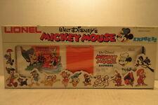 Lionel Train 6-9665 Mickey Mouse Express Peter Pan Hi Cube Box Car Walt Disney