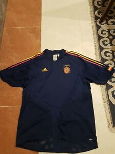 Rare Spain 2004 2006 third adidas football shirt soccer jersey XL 600177