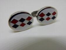 TOMMY HILFIGER Men's Stainless Steel Cufflinks