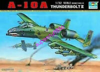 Trumpeter model 02214 1/32 A10A Thunder bolt II kit 2019
