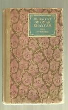 Vintage Hardback-Rubaiyat of Omar KhayyamTranslated by Edward Fitzgerald-Good