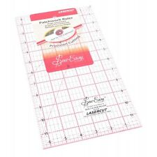 Sew Easy Quilting Patchwork Ruler 12 x 6.5 Inch