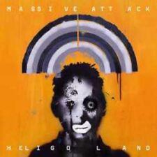 Massive Attack Heligoland 2 X 180gm Vinyl LP 28 Page Booklet &