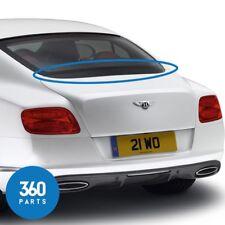 Nuevo Genuino Bentley Continental GT Mulliner Carbono Spoiler