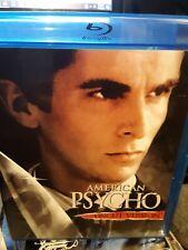 American Psycho Uncut Version Suspense Horror Blu-ray Widescreen