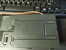 Siemens 6es7 214 2ad23 0xb0 New!! ,  envío rápido!! No box!! Un par de usos!!
