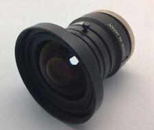 "Edmund Optics C-Mount 1"" Format 8mm EFL Machine Vision Lens #63-243"