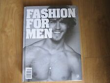 FASHION FOR MEN MAGAZINE ISSUE 04 WINTER 2014 / SPRING 2015 SEALED.