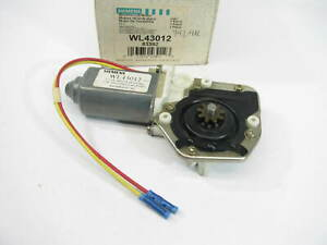 Siemens WL43012 Front Right Power Window Motor 91-94 Ford Explorer, Mazda Navajo
