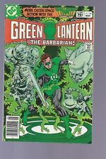 High Grade Canadian Newsstand Green Lantern #164 $0.75 variant