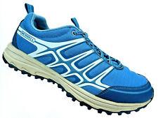 Merrell Versatrail Trail Running Hiking Shoes Blue White Women's Size 9