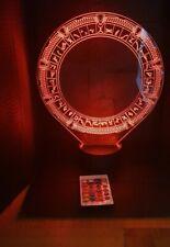 Stargate SG1 Led multicoloured light