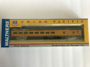 HO WALTHERS 932-9550 UNION PACIFIC CITIES SERIES ACF CAFE-LOUNGE 5000-5006