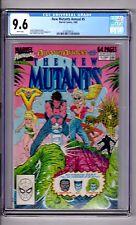 New Mutants Annual #5 9.6 CGC 1st App..S.U.R.F...Defenders of ATLANTIS! Liefeld!
