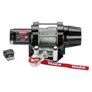 Warn Winch Mounting Kit with Hardware Can Am Commander 1000 800 11-16