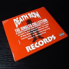 The Death Row Singles Collection 2006 USA 2xCD Sealed NEW #X30*