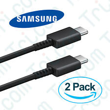 2x Oem Samsung Galaxy Note 20 5G Usb-C Type C Super Fast Charging Data Cable