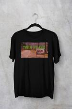 TWIN PEAKS TV SERIES T SHIRT XS-5XL 100% COTTON CLASSIC CULT LAURA PALMER LYNCH