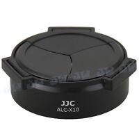 JJC Self-Retaining AUTO OPEN CLOSE LENS CAP For FUJIFILM FINEPIX X10 X20 X30 DC