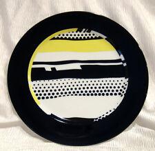 Rosenthal Roy Lichtenstein Pop Art Service Plate in Box Limited Edition