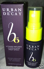 Urban Decay B6 Vitamin-Infused Complexion Prep Spray .5oz/15ml Travel Mini BNIB