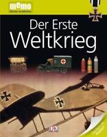 memo - Der erste Weltkrieg von Simon Adams (2012, Gebundene Ausgabe)