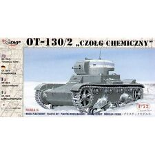 Mirage 72615 Chemical Tank OT-130/2 1/72 plastic scale model kit