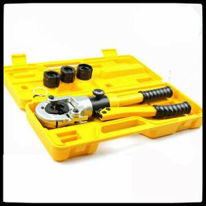 Hydraulische Presszange Ø16-32mm Verbundrohr Rohr TH Kontur Rohrpresszange De