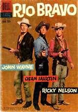 "Rio Bravo classic Western Movie John wayne Dean Martin Poster 24×36""/60×90cm"