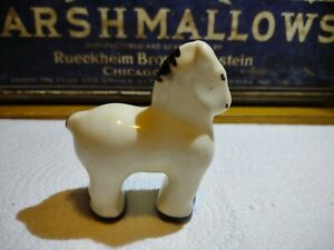 Vintage Stangl Pottery Miniature Horse Figurine No Damage