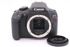 Canon EOS Rebel T6 (EOS 1300D) 18.0MP Digital SLR Camera - Black (Body Only)