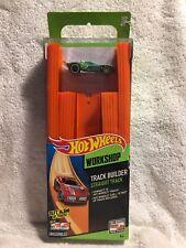 Hot Wheels Track Builder Workshop Straight Track BHT77 Car 15ft. New w/ Wear