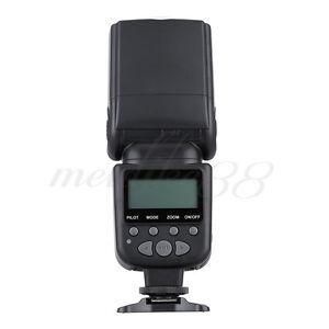 Meike MK950II TTL Master Slave Flash Speedlite Light For Canon 60d 70d 600d 650D
