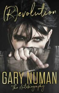 Signed Book - (R)evolution: The Autobiography by Gary Numan Revolution First Ed