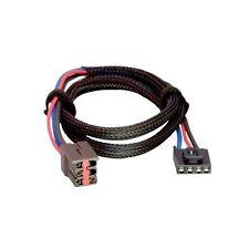 Tekonsha 3035-P Dual Plug-in Wiring Adapter for Ford Electric Brake Controller