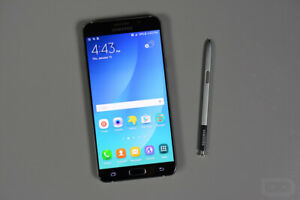Samsung Galaxy Note5 SM-N920  Factory Unlocked Excellent Condition