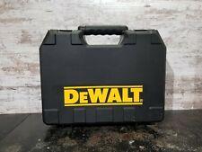 Dewalt 18V XRP Hammer Drill Driver CASE / MANUAL ONLY DCD950KX Good