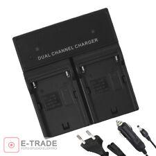 Dual Battery Charger For LP-E17 CANON M3 M5 M6 200D 77D 750D 760D 800D 8000D T6i