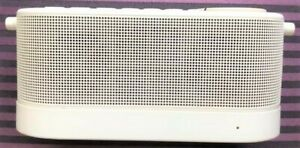 Sony Handy TV Speaker SRS-LSR100 Remote Control Integrated Type Drip-proof Used