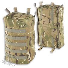 Esercito Britannico MTP MULTICAM PLCE Molle BERGEN TASCA LATERALE COPPIA