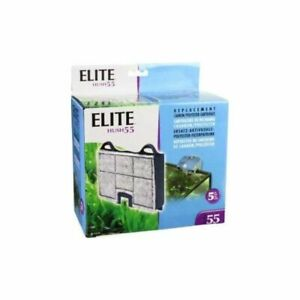 Elite A93  Hush 55 Replacement Carbon / Polyester Cartridges