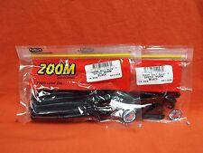 ZOOM Speed Worm (15cnt) #051-038 Black (2 PCKS)
