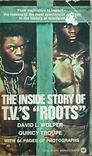 ROOTS TELEVISION SERIES - INSIDE STORY, 1978 BOOK (64 PAGES OF PHOTOS