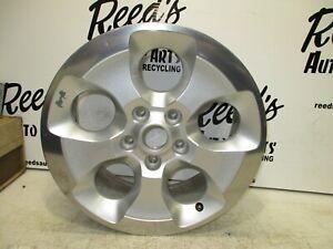 13-15 Jeep Wrangler 18x71/2 5 Hole 5 Lug Wheel W/O Center Cap 09119A
