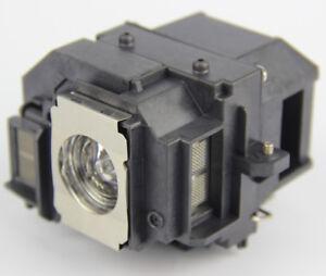 Original ELPLP56 Projector OEM Lamp for EPSON EH-DM3 MovieMate 60 MovieMate 62