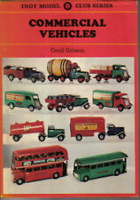 Commercial Vehicles by Cecil Gibson Troy Model Club Series Pub. 1970 Nelson