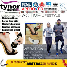 Tynor® Foot Metatarsal Gel Pad Pair Ball of Foot Cushions Rapid Pain Corn Bunion